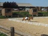 Concours dressage poney 2 imposée 25-09-11