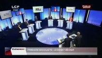 EVENEMENT,Emission spéciale suite au 3ème débat du Parti Socialiste