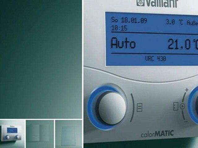Chaudière gaz condensation ecoTEC plus de Vaillant
