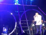Chris Brown ft Ludacris Perform Wet The Bed & Take You Down (Starring Kelly Rowland ) Atlanta #FAMETOUR  By Vanise