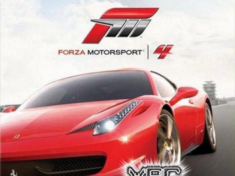 Forza Motorsport 4 0800 NTSC XBOX 360 ISO Download Free