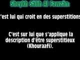 Le lien entre les péchés et les tremblements de terre ! Sheykh Sâlih Al Fawzân
