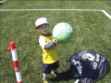 Petit bébé de 2ans Futur prodige du Football FUTUR MESSI !!!!!!!