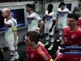 Video Test - Pro Evolution Soccer 2012 avec Factor (PES 2012)