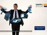 Spot publicitaire 2011 CAFPI courtiers en crédits immobiliers | prêts immobiliers