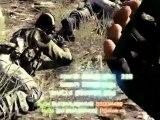 Battlefield 3 - Vidéo Fun - Frag d'hélicoptère à l'aide d'un MAV