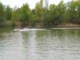 Téléski Nautique cable wakeboard nico 16 ans kgb