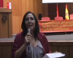 Mariela Castro Los derechos LGBT en Cuba - Parte 2 (Respuesta a preguntas)