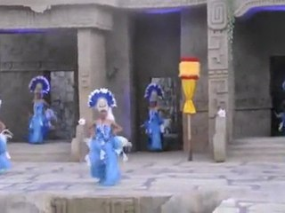 VGP Polynesian show at VGP Universal Kingdom