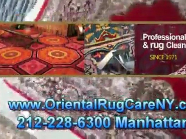 New York Silk Rug Cleaning New-York