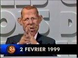 Extrait De L'emission Les Guignols De L'info Févrille 1999 Canal+
