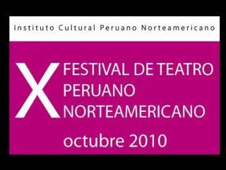 Festival de Teatro en el ICPNA de Miraflores