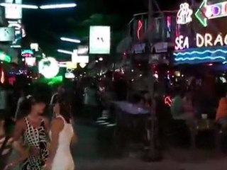 Night Life in Patong