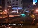 Affrontements au Caire entre coptes et... - no comment