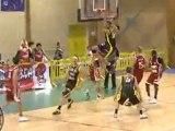 Basket N3M : Saint Georges de Montaigu - Saint Fulgent (94 à 54)