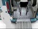 Trafic TPMR  - Transport de personens à mobilité réduite