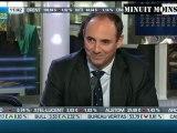 Olivier Delamarche - Le FESF (MES), c'est la dictature des banquiers ! - 11/10/2011 - BFM Business -  11 octobre 2011