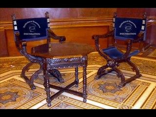 Visita de la Fundación de los Territorios del Mañana al Congreso y el Senado Argentinos