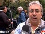 Les agents d'Argenteuil-Bezons en grève