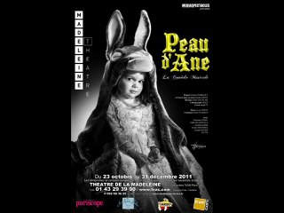 PEAU D'ANE, LA COMEDIE MUSICALE