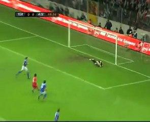 Türkiye 1-0 Azerbaycan SUPERSTADYUM.NET