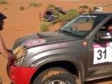 Etape 5 : Merzouga - Merzouga, épreuve des dunes - Trophée Roses des Sables