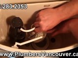 Vancouver Plumbing Tips - How To Fix a Leaking Toilet