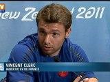 Rugby : retour de Yachvili à l'entrainement