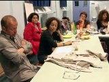Envoyé special France 2 Occupation Paul Bert A  Bois Colombes Septembre 2011
