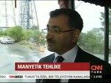 Cnn Türk Canlı Yayın - Çamlıca'da Tehlike