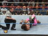 021. Bret Hart vs. Diesel (Survivor Series 1995 No Disqualification match, WWF Championship)