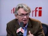 Jean-Claude Mailly, secrétaire général de Force Ouvrière sur RFI