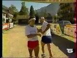 Super-marathon Mt Blanc 1989
