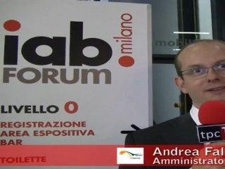 IAB Forum 2011 intervista ad Andrea Falzin - Internet Valore