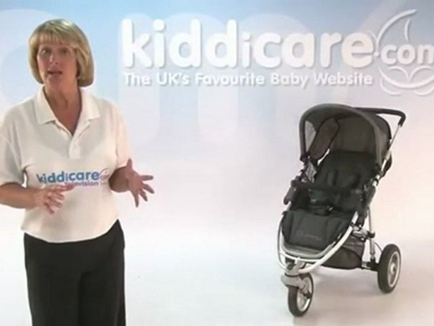 Quinny Speedi SX Features - Kiddicare