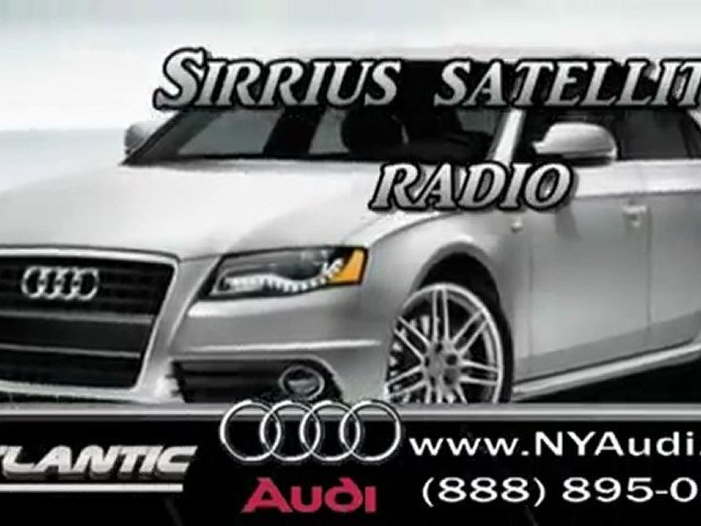 Audi A4 NY from Atlantic Audi
