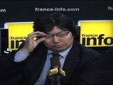 """Jean-Vincent Placé (EELV) salue le """"très grand succès"""" de la primaire PS"""