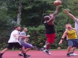 some good moves (Streetball)