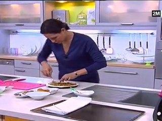 Recette Tourte, les recettes de Tourte sur le blog de cuisine marocaine Choumicha aid kebir