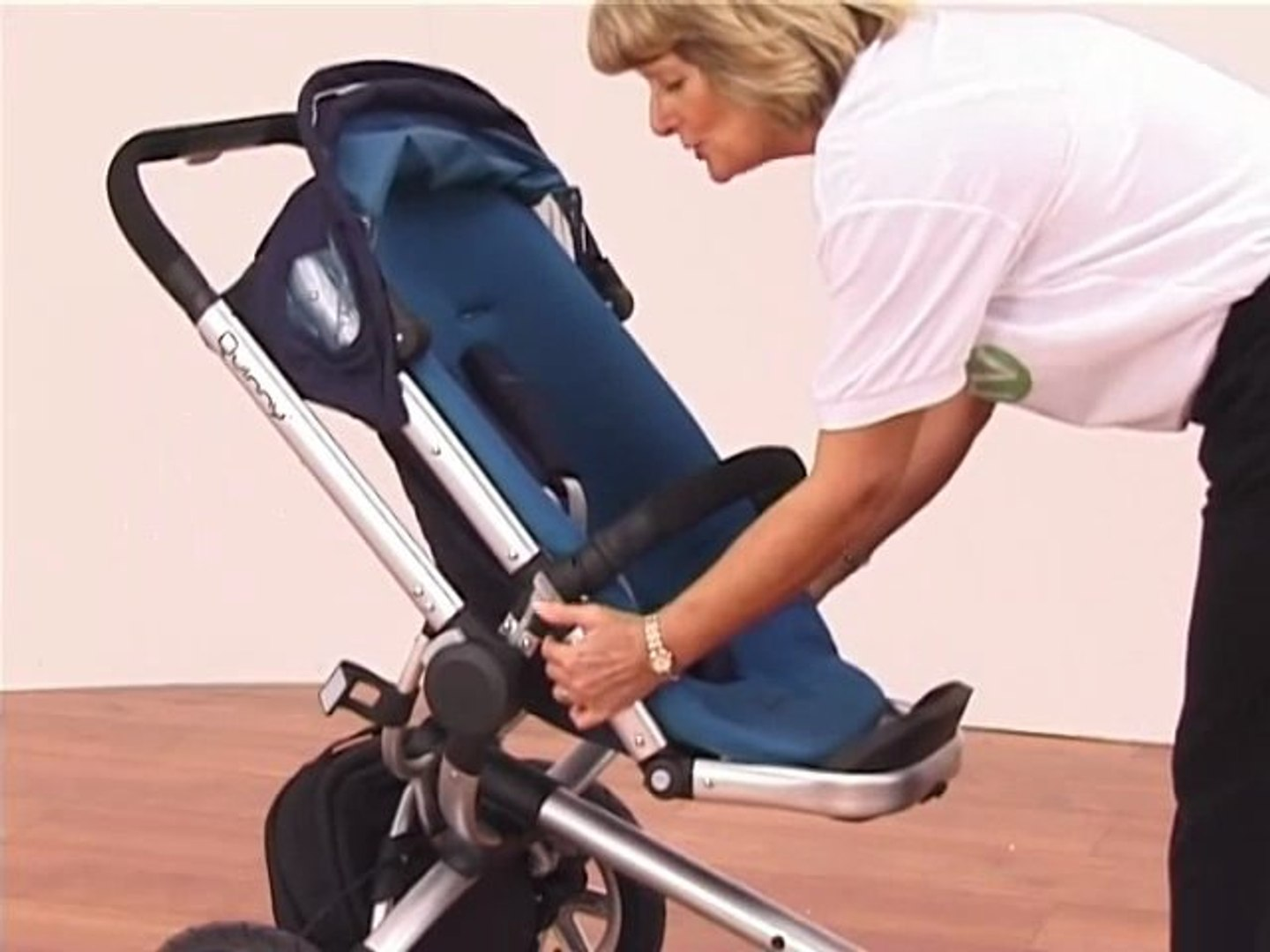 Quinny Buzz 3 Pushchair Product Features 2008 Kiddicare