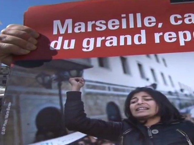 Marseille capitale du grand reportage 2011
