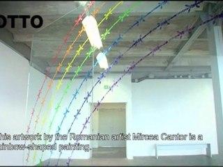 "Mircea Cantor - Otto, à propos de ""Rainbow"", 2011"