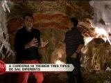 TV3 - Divendres - Viatge al centre de la muntanya de sal de Cardona (I)