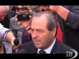 Governo, Di Pietro: al voto prima che scoppi violenza -VideoDoc. Il leader Idv: cialtroni, la maggioranza politica non c'è