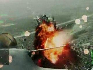 Rafale Trailer de Ace Combat : Assault Horizon