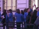 iPhone 4S : la sortie en France (Apple Store Opera)