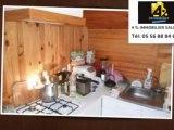 A vendre - maison - SANGUINET (40460) - 4 pièces - 125m²