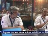Les deux premiers satellites Galileo mis en orbite par Soyouz