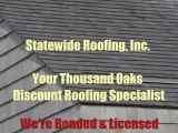 Thousand Oaks Discount Roofing   805-495-4506