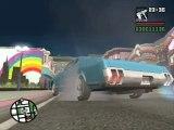 GTA Sanandreas - Gasolina burnout